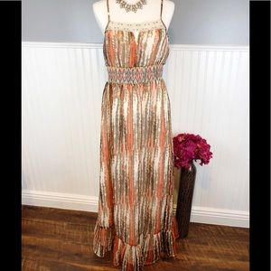 Romeo and Juliet Couture maxi sundress